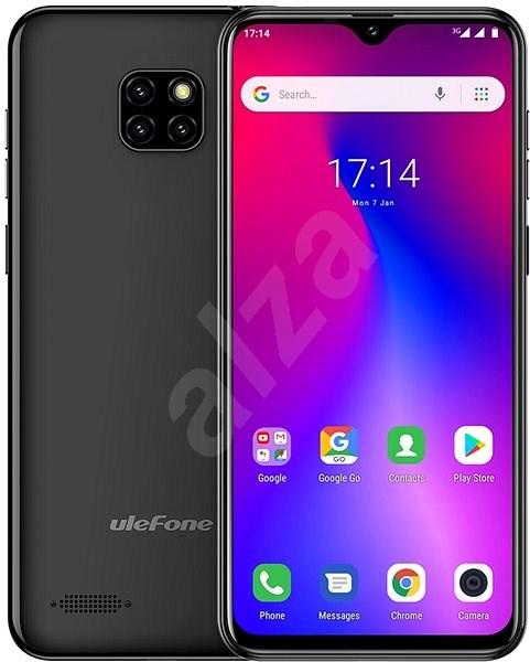 UleFone Note 7 černá - Mobilní telefon