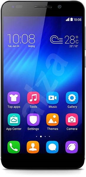 Honor 6 Black - Mobilní telefon