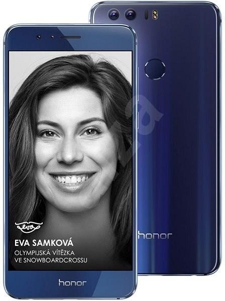 Honor 8 Blue - Mobilní telefon