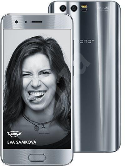 Honor 9 Glacier Grey - Mobilní telefon