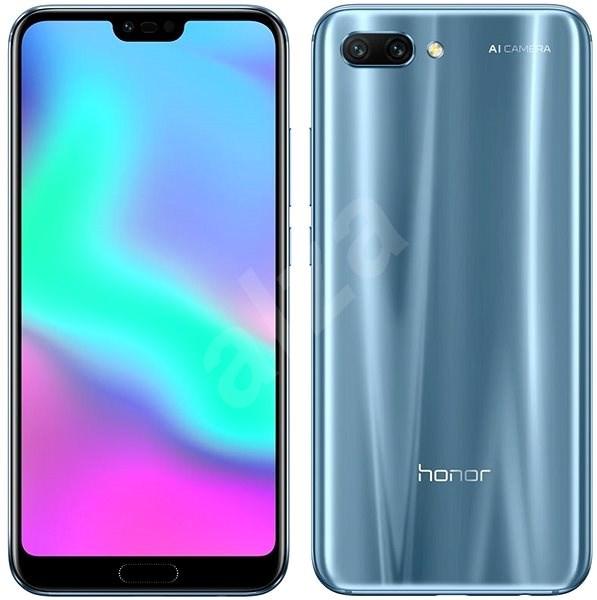 Honor 10 128GB Šedý - Mobilní telefon