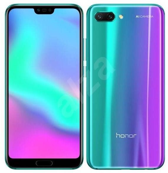 Honor 10 128GB Zelený - Mobilní telefon