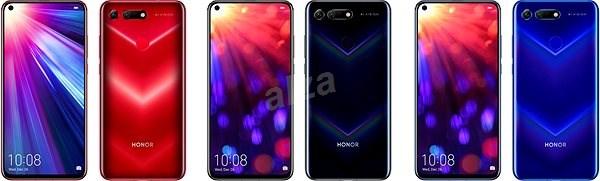 Honor View 20 - Mobilní telefon