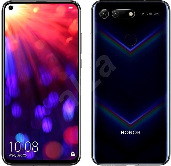 Honor View 20 128GB černá - Mobilní telefon