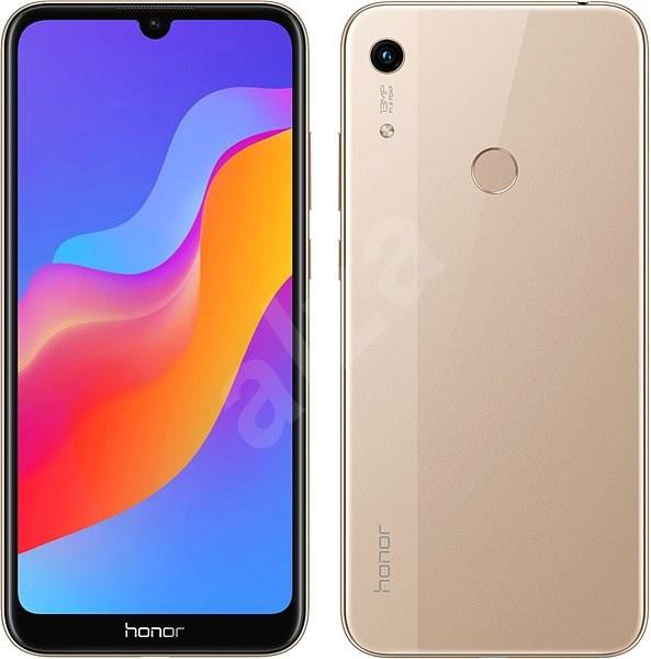 Honor 8A zlatá - Mobilní telefon