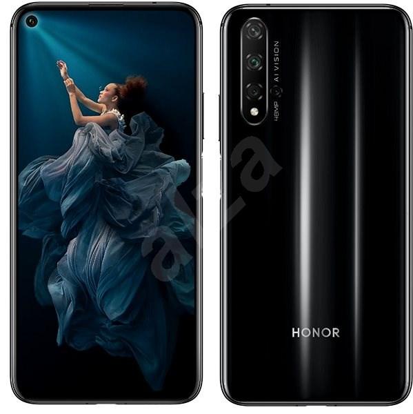 Honor 20 černá - Mobilní telefon