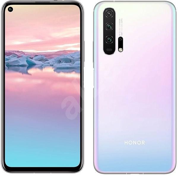 Honor 20 Pro gradient white - Mobile Phone