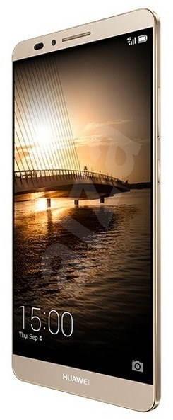 HUAWEI Mate 7 Gold Dual SIM ( hybridní ) - Mobilní telefon