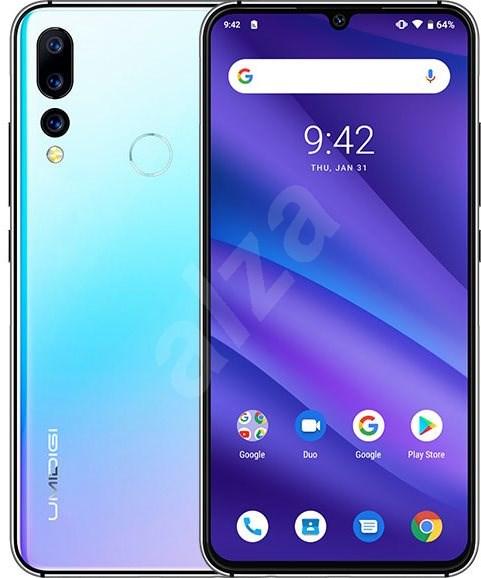 UMIDIGI A5 PRO gradientní bílá - Mobilní telefon