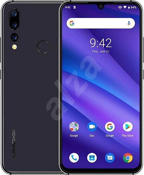UMIDIGI A5 PRO šedá - Mobilní telefon