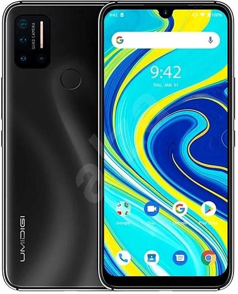 UMIDIGI A7 PRO DualSIM 64GB černá - Mobilní telefon