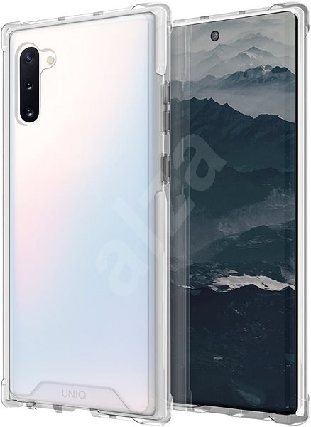 Uniq Combat Hybrid Galaxy Note10 Blanc White - Kryt na mobil
