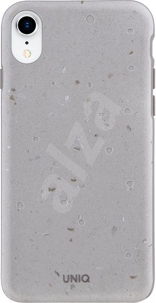 Uniq Hybrid Element Slate iPhone Xr Sands Grey - Kryt na mobil