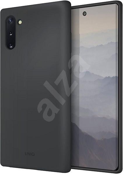 Uniq Lino Hybrid Galaxy Note10 Ash Grey - Pouzdro na mobilní telefon