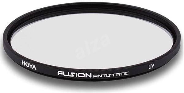 HOYA 62mm FUSION Antistatic - UV filtr
