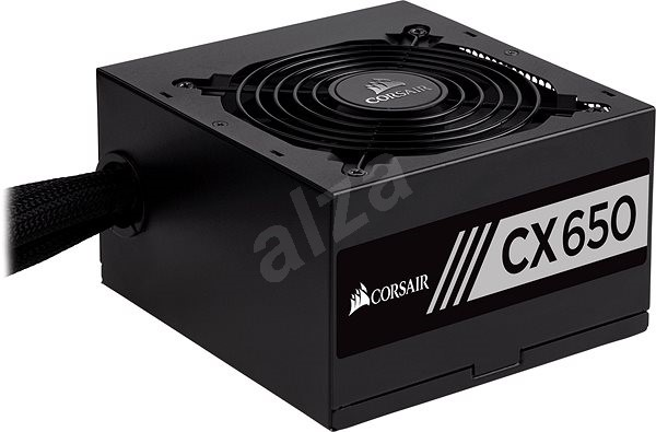 Corsair CX650 - Počítačový zdroj