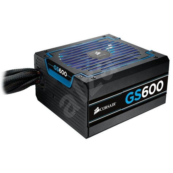 Corsair GS600  - Počítačový zdroj