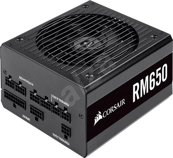 Corsair RM650 - Počítačový zdroj