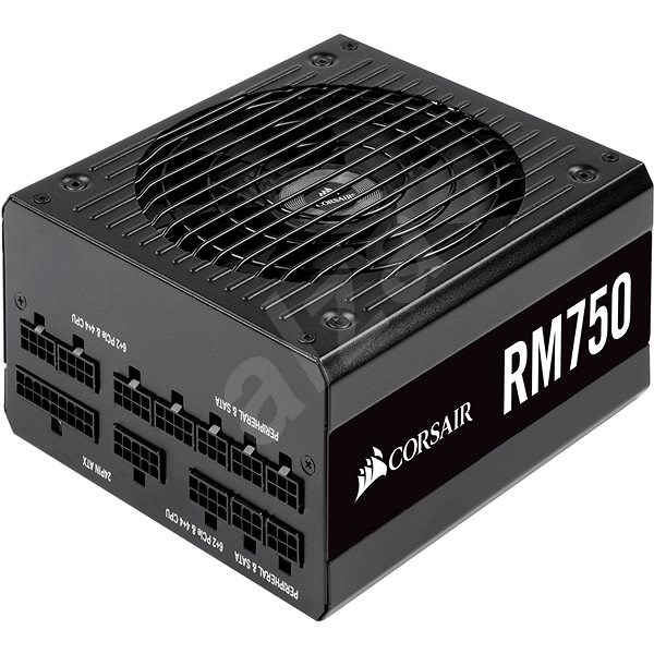 Corsair RM750 - Počítačový zdroj