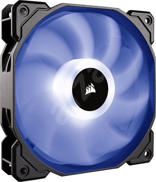 Corsair SP120 RGB LED High Performance 120mm Fan - Single Pack - Ventilátor do PC