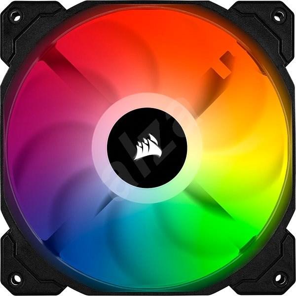 Corsair iCUE SP140 RGB PRO 140mm RGB LED Fan, Single Pack - Ventilátor do PC