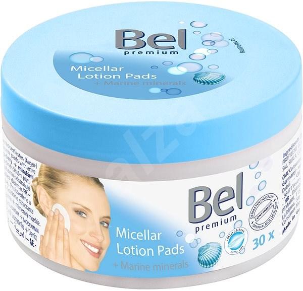 BEL Lotion Pads Marine minerals 30 ks - Odličovací tampony