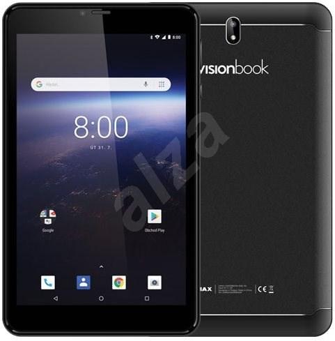 VisionBook 8Qa 3G - Tablet