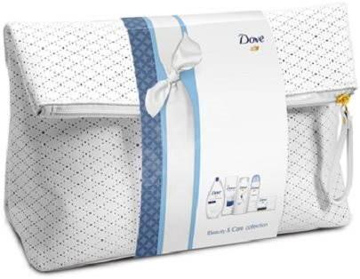 DOVE Original velká kosmetická taška - Dárková sada kosmetická