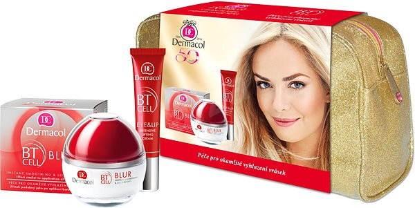 DERMACOL BT Cell Intenzivní liftingová péče - kosmetická taška - Dárková sada kosmetická