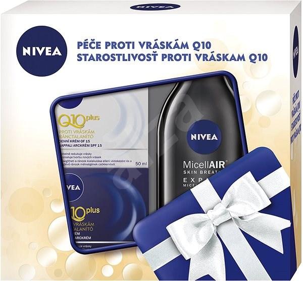NIVEA dárkové balení pro mladší vzhled a redukci vrásek - Dárková sada