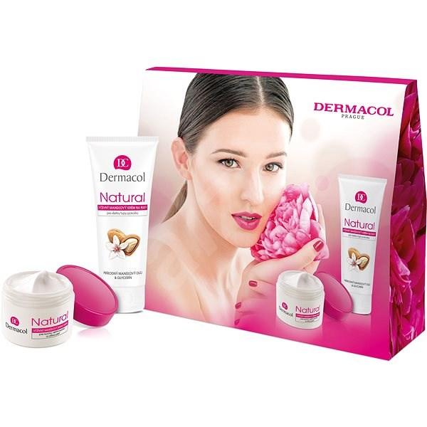 DERMACOL Natural Set - Cosmetic Gift Set