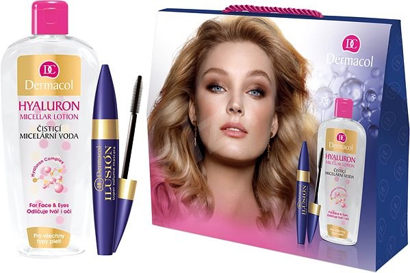 Dermacol Ilusión - Cosmetic Gift Set