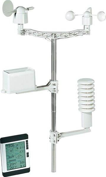 CONRAD Professional USB 672286 - Meteostanice
