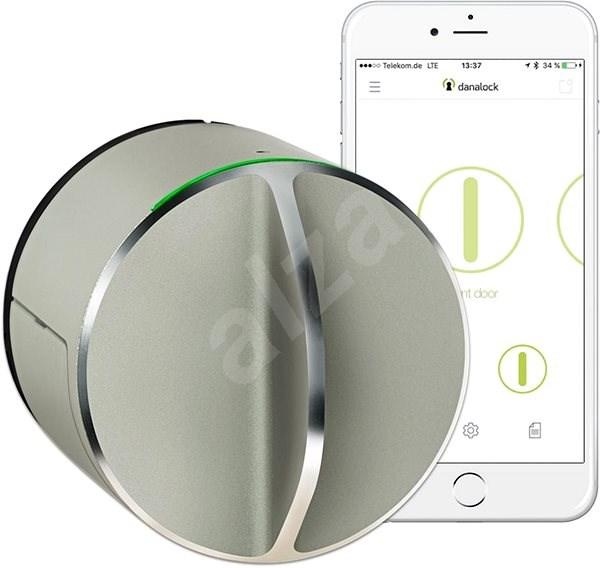 Danalock V3 chytrý zámek bez cylindrické vložky - Bluetooth - Chytrý zámek