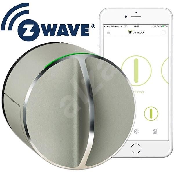 Danalock V3 chytrý zámek bez cylindrické vložky - Bluetooth & Z-Wave - Chytrý zámek
