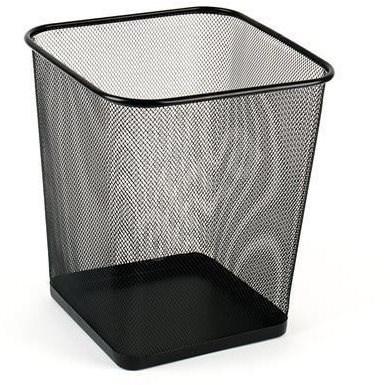 VICTORIA černý - na papír - Odpadkový koš