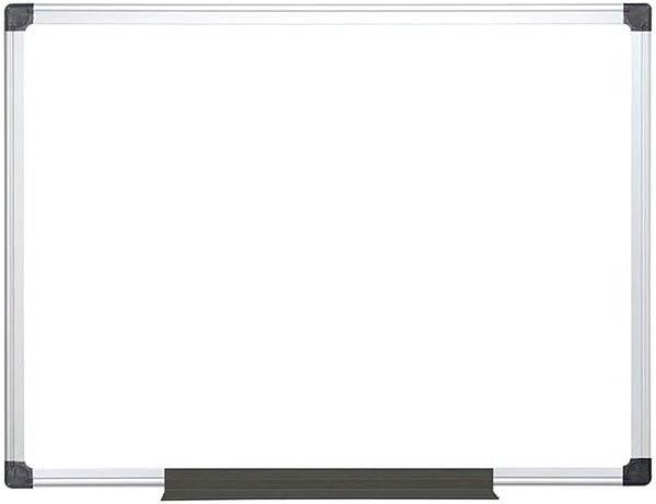 VICTORIA magnetická 45x60cm bílá - Tabule