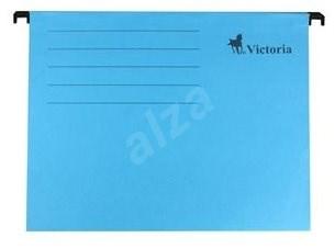 VICTORIA A4 modré - Závěsné desky