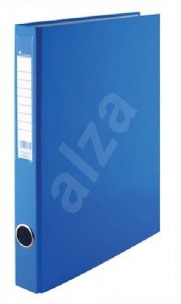 VICTORIA A4 35mm - modrý - Šanon