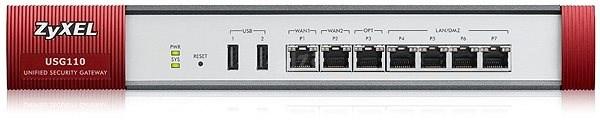 ZyXEL ZyWALL 110 - Firewall