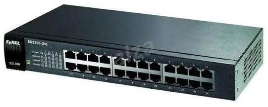 ZyXEL ES1100-24E - Switch
