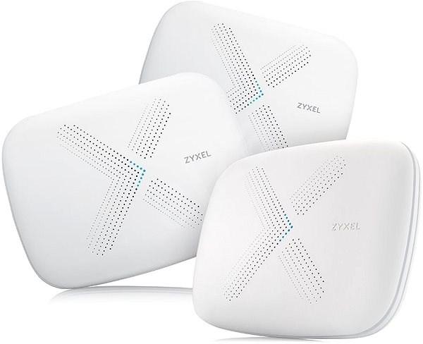 Zyxel Multy X AC3000 Mesh 3ks kit - WiFi systém