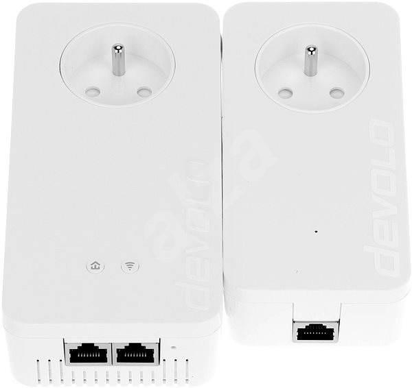 Devolo dLAN 1200+ WiFi ac Starter Kit - Powerline