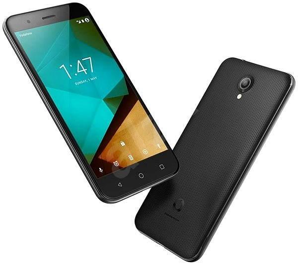 Vodafone Smart prime 7 Black-Silver - Mobilní telefon