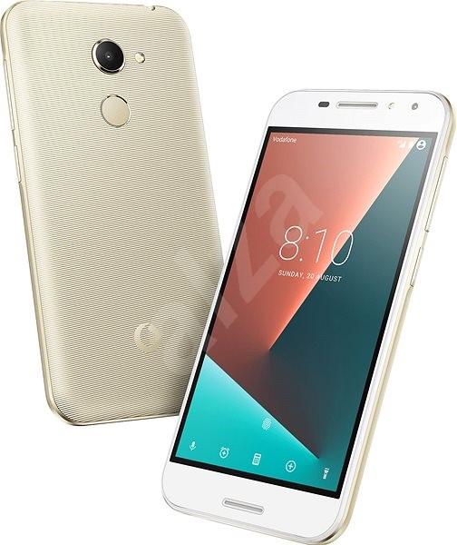 Vodafone Smart N8 Metal Gold - Mobilní telefon