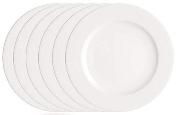BANQUET mělký talíř 27cm AMBASSADOR 6ks A02390 - Sada talířů