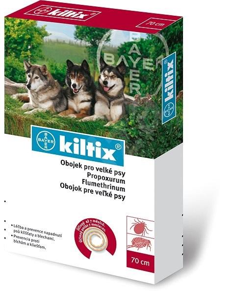 Kiltix obojek pro velké psy  - Antiparazitní obojek