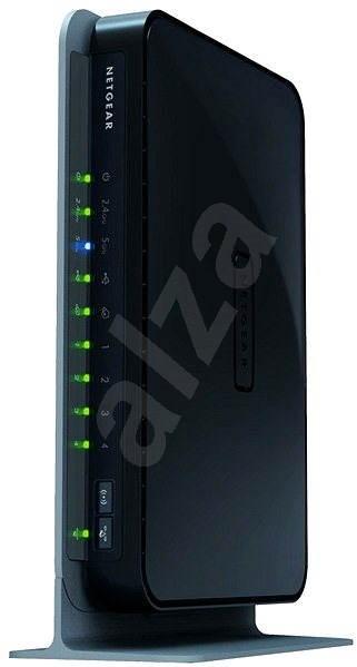 Netgear WNDR3700 (WNDR37AV) - WiFi router