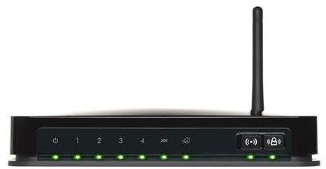 Netgear DGN1000B - ADSL2+ modem