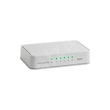 Netgear FS205 - Switch